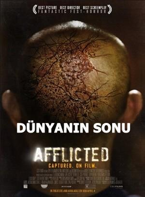 Dünyanın Sonu – Afflicted 2013 BRRip XviD Türkçe Dublaj – Tek Link