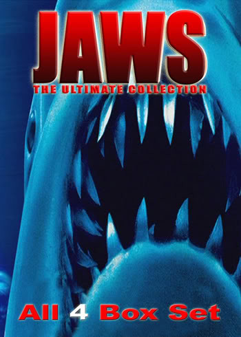 Denizin Dişleri - Jaws Serisi 4 Film (m720p HDTV x264 boxset) - türkçe dublaj film indir