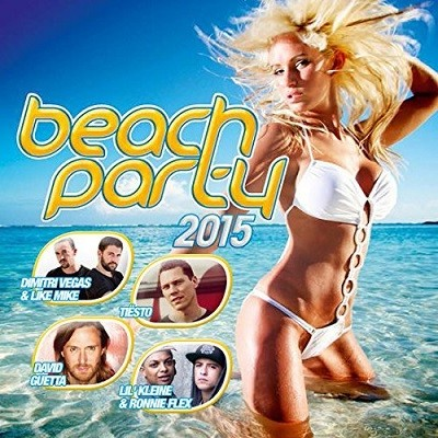 Beach Party 2015 Yabancı Albüm İndir