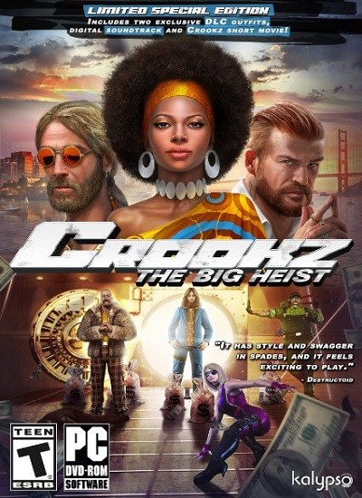 Crookz The Big Heist – CODEX – Full Game – Tek Link