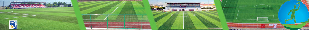 Futbol Sahası Yapımı Türlerimiz Sentetik Çim Sahalar