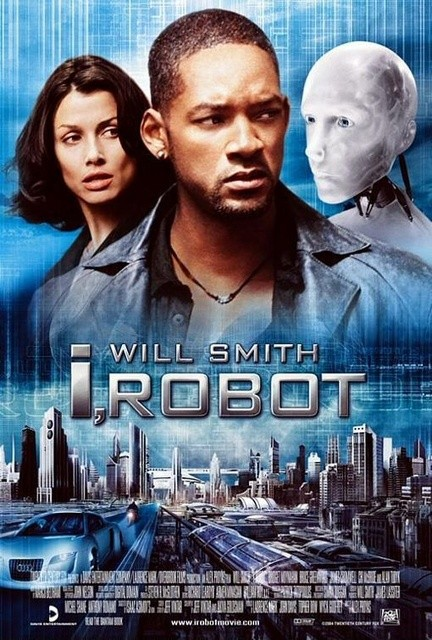 Ben, Robot - I, Robot (2004) - 3d film indir - türkçe dublaj film indir