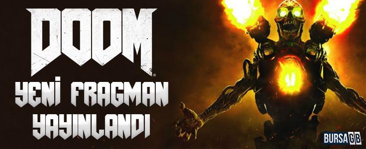 Yeni Doom 'un Fragmanı Yayınlandı