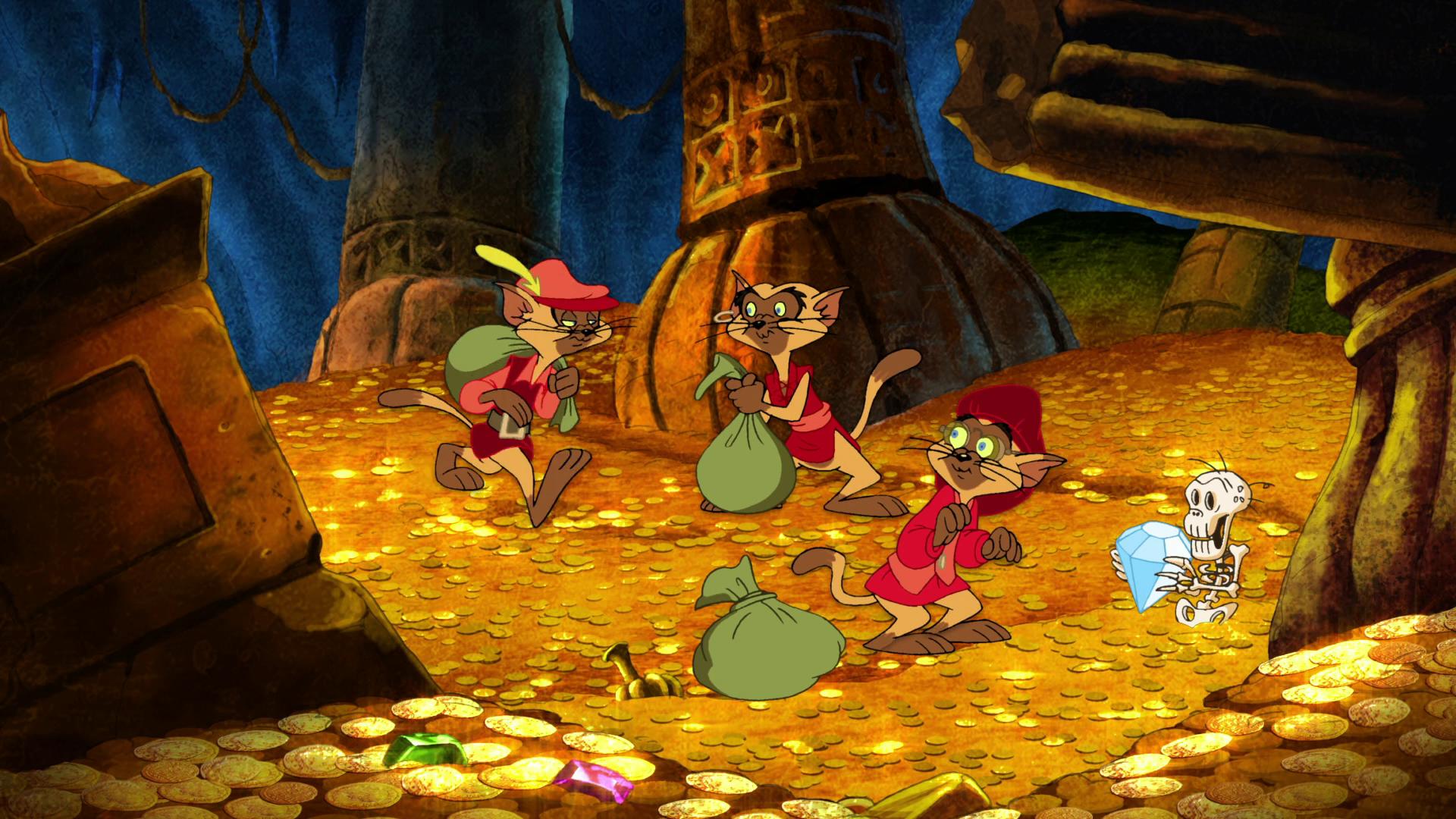Tom Ve Jerry: Kayıp Ejderha (2014)