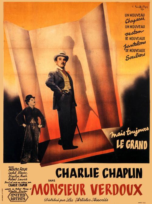 Mösyö Verdoux (1947) m720p WEBDL x264 Türkçe Dublaj film indir