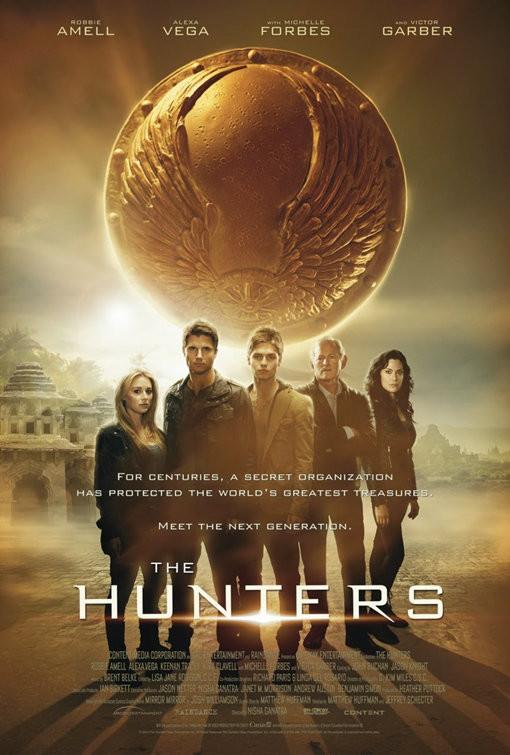 Avcılar - The Hunters (2013) - türkçe dublaj film indir