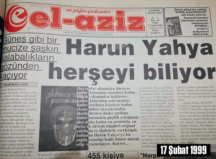 El Aziz Harun Yahya