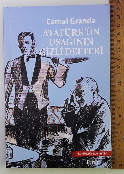 Turhan Gürkan Atatürk'ün Uşağının Gizli Defteri Pdf