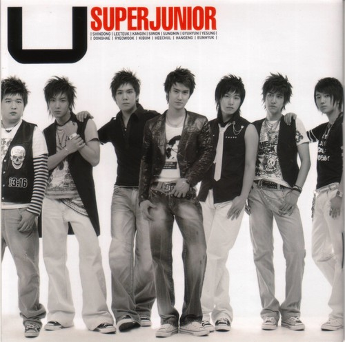 Super Junior U Photoshoot LDjZVj