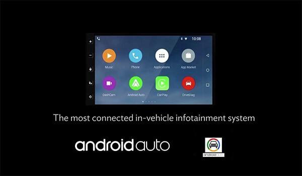 android auto uygulaması