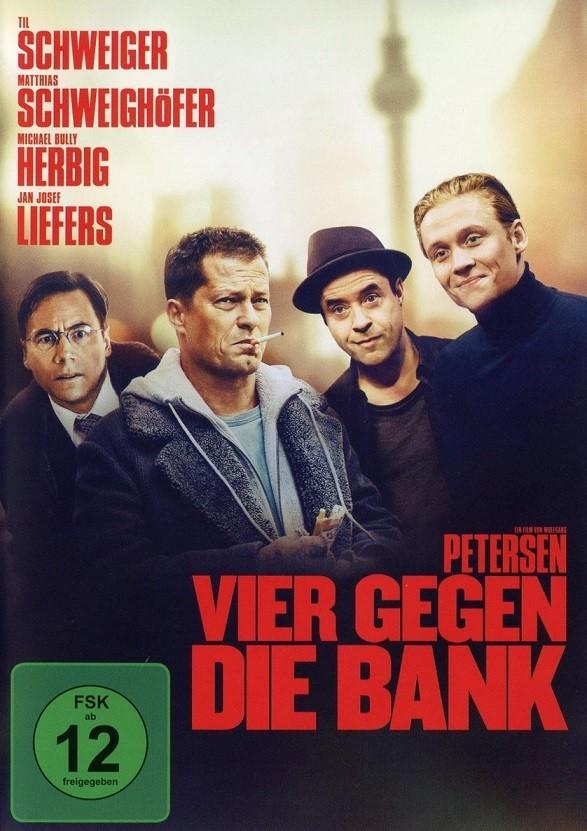 Çılgın Banka Soygunu - Vier Gegen Die Bank - 2016 1080p DUAL