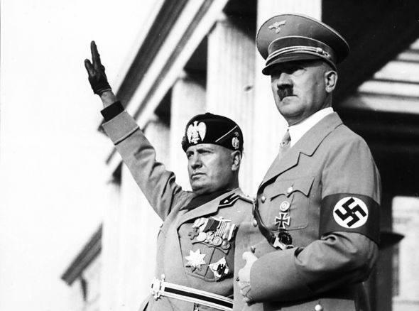 İtaliyanın Faşist Lideri və Hitlerin ən yaxın dostu Mussolinini əsir alan qazaxlı Balası