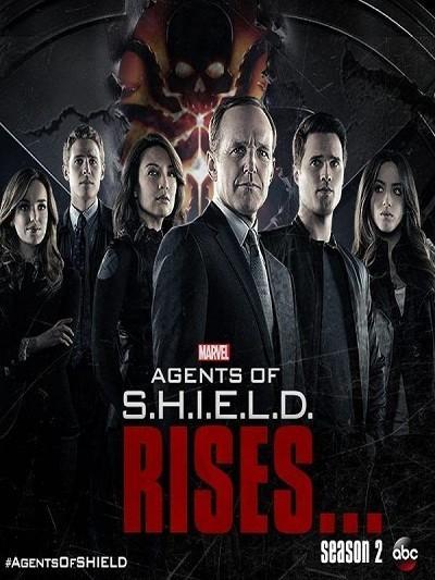 Agents of S.H.I.E.L.D. 2.Sezon WEB-DL Xvid Tüm Bölümler Türkçe Dublaj – Tek Link