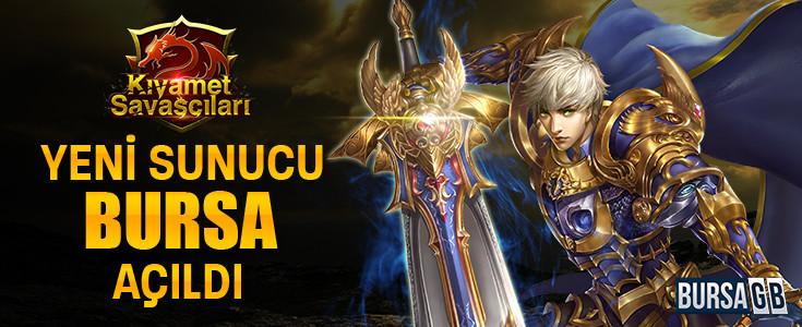 Kıyamet Savaşçıları Yeni Sunucu BURSA!