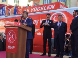 Ba�kan YILMAZDAN, AKP ADAYINA SERT TEPK� - V�DEO HABER