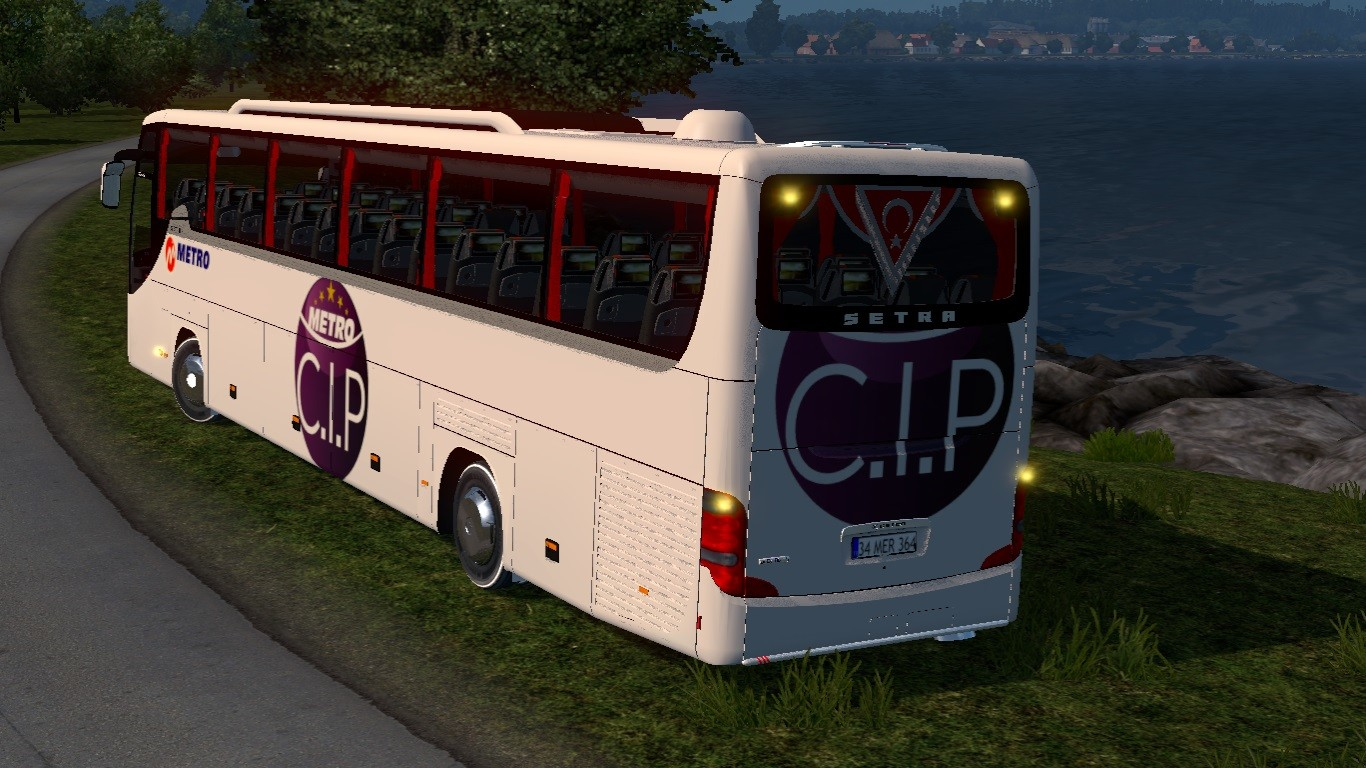 باهوبالی2 ETS 2 Otobüs Simülasyon TÜRK - Simülasyon Oyunları, Simülatörler, Simülasyon Topluluğu - Sayfa 7