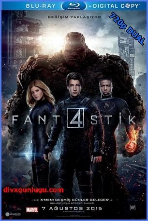 Fantastik Dörtlü – Fantastic Four 2015 BluRay 720p x264 DUAL TR-EN – Tek Link