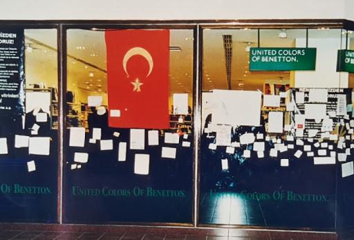 Benetton Türkiye krizi