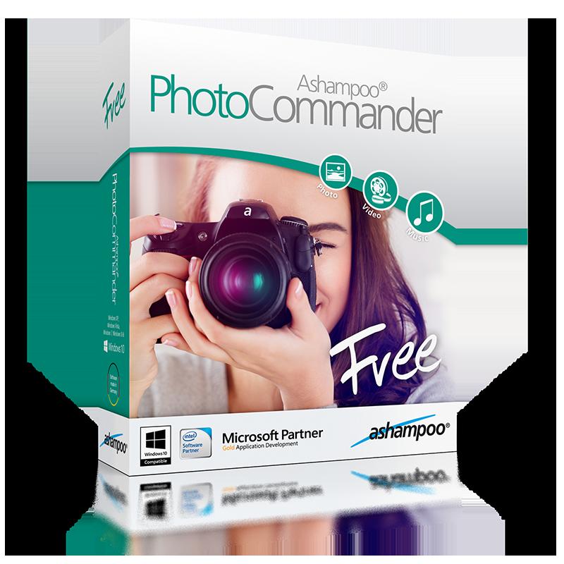 Ashampoo Photo Commander Full İndir 16.0.0 DC 05.10.2017 Türkçe