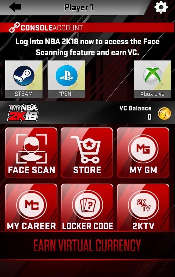 MyNBA2K18 Android