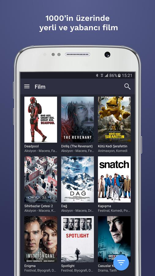 BluTV Android APK