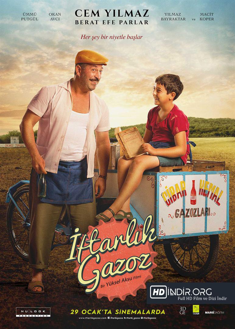 İftarlık Gazoz (2016) Yerli Film HD indir