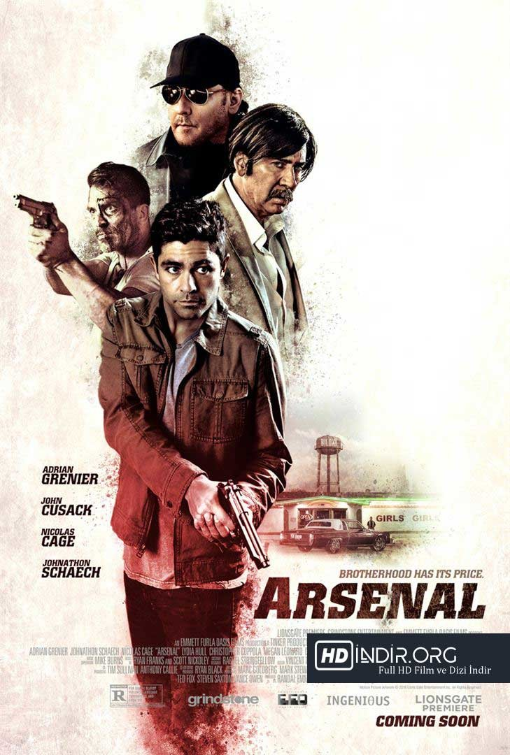 Hesaplaşma - Arsenal İndir (2017) Türkçe Dublaj HD Film indir