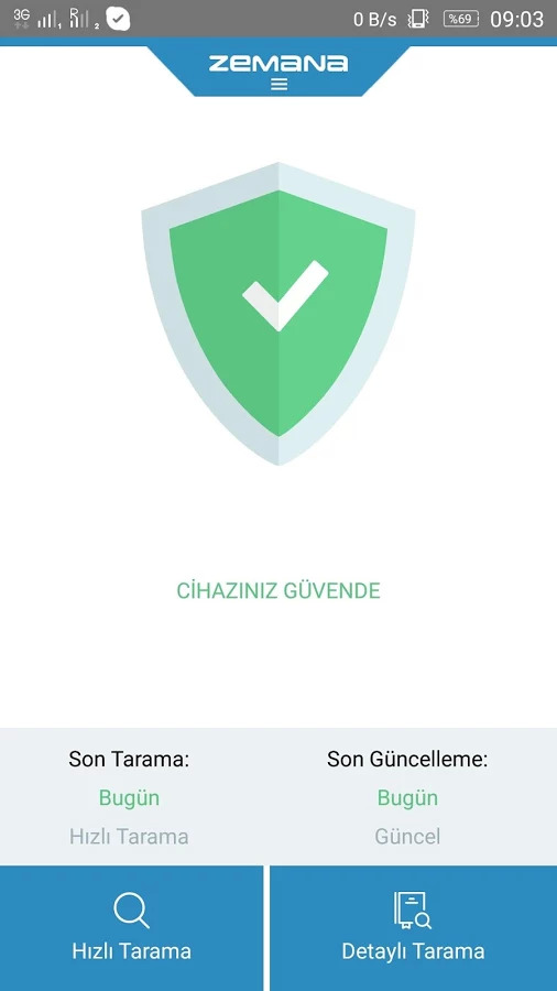 Zemana Antivirus & Security v1.6.7 Apk