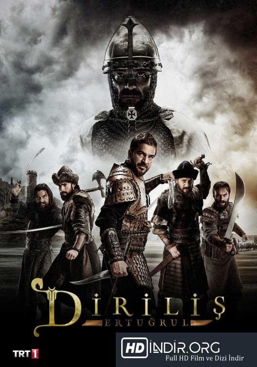 Diriliş Ertuğrul 119. Bölüm indir (23 Mayıs Çarşamba) 720p Full HD Ücretsiz indir