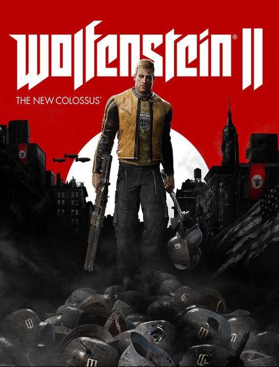 Wolfenstein II The New Colossus - CODEX