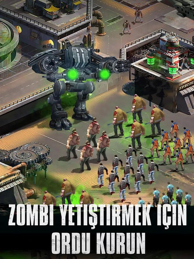 Zombie Siege Apk Full