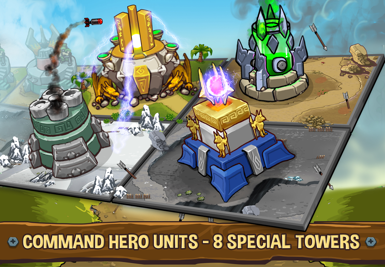 Tower Defense: Kingdom Wars Apk