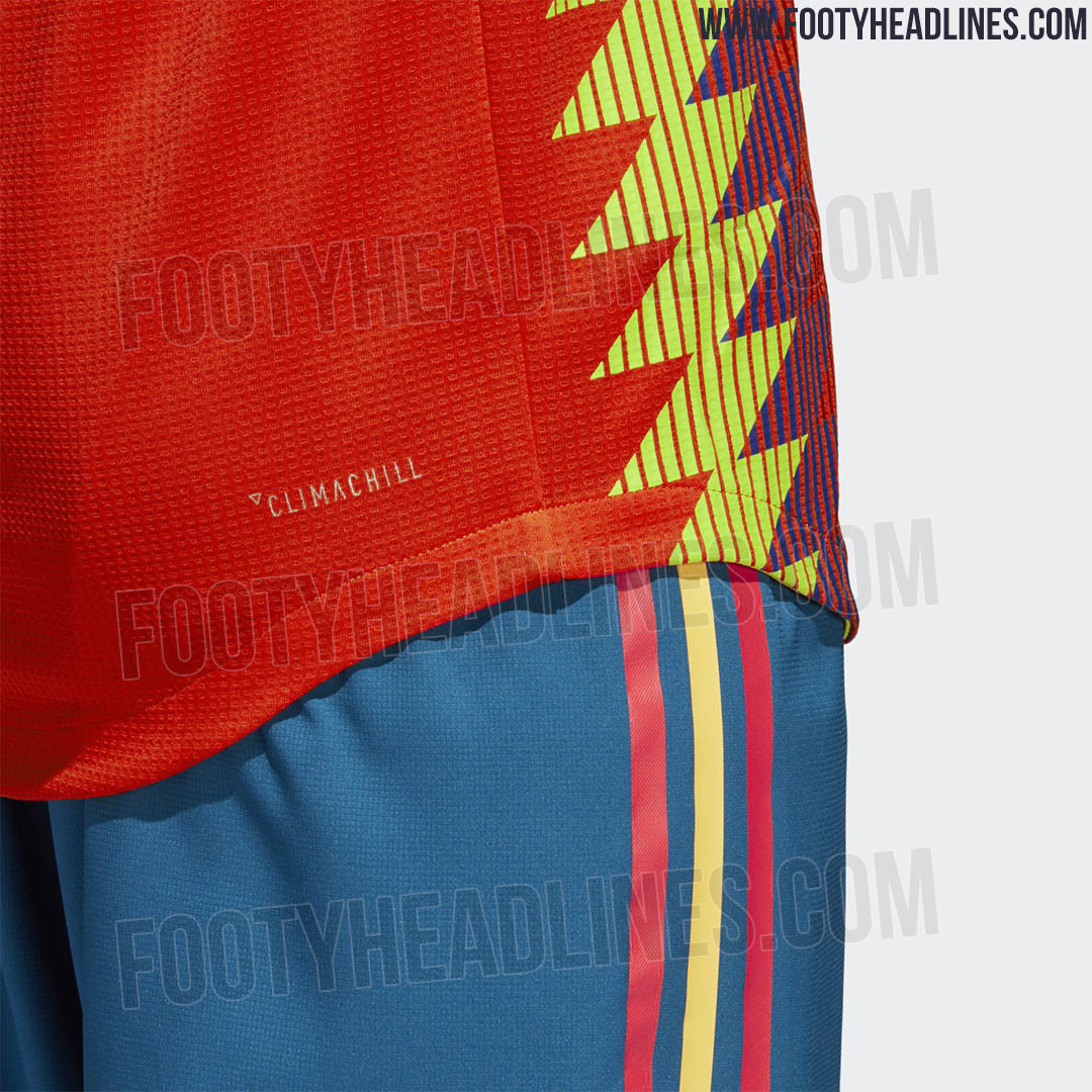 Spain 2018 World Cup Kit (8)