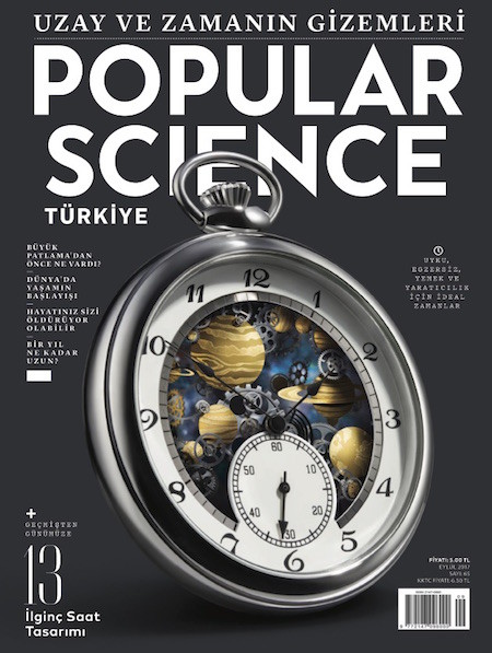 Popular Science Eylül 2017