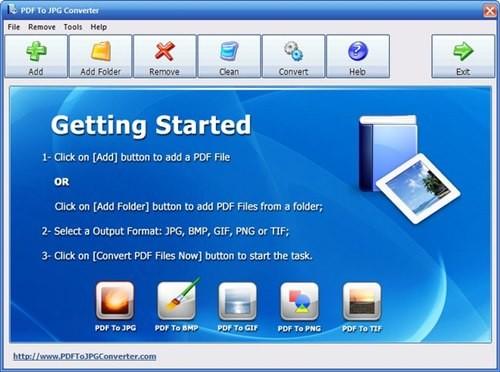 PDF To JPG Converter 3.0.1