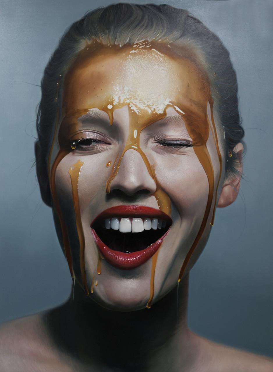 Mike Dargas'ın Gerçekliğiyle Hayrete Düşüren Hiperrealist Sanat Eserleri 10. resim
