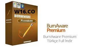 BurnAware Premium Full 10.5 İndir Türkçe