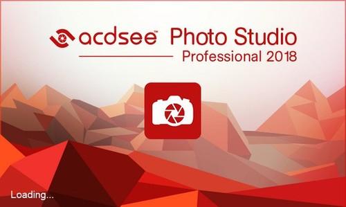 ACDSee Photo Studio Professional 2018 v11.1 Build 861 Full İndir