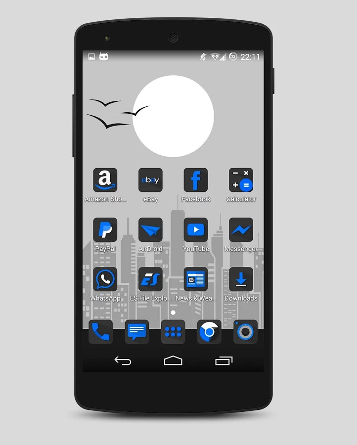 Cosmo - Icon pack Apk