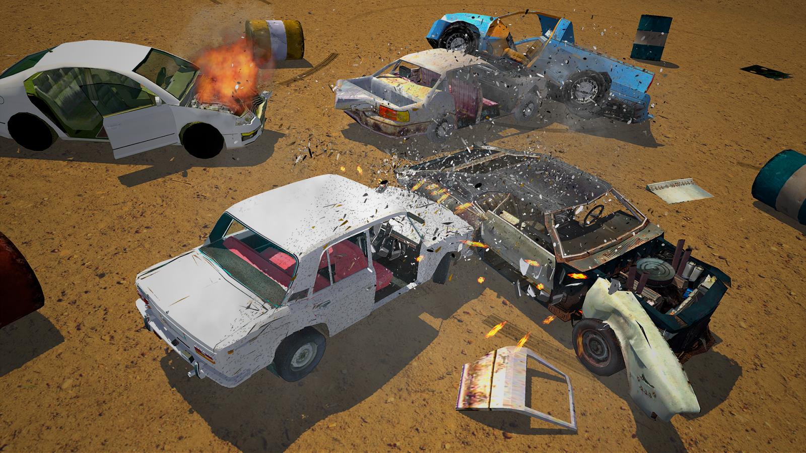 Derby Destruction Simulator Apk İndir