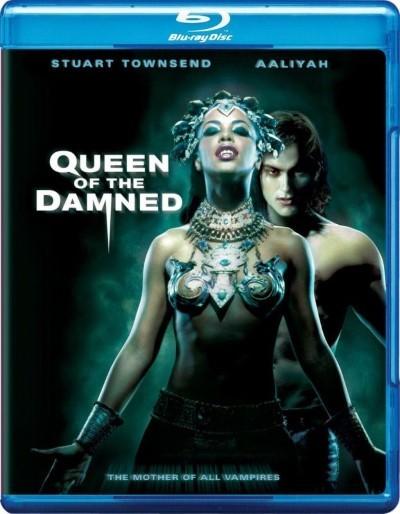 Lanetliler Kraliçesi - Queen of the Damned (2002) türkçe dublaj film indir