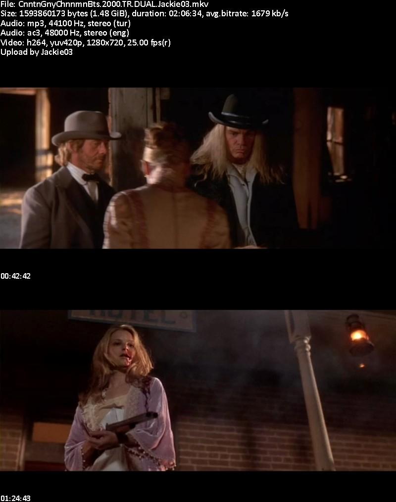 Cennetin Güneyi Cehennemin Batısı (2000) DVDRip DUAL indir
