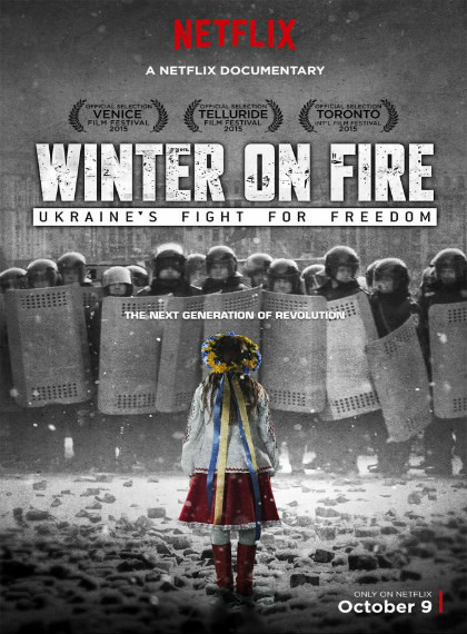 Winter on Fire: Ukraine's Fight for Freedom 2015 WEBRip XviD Türkçe Dublaj – Tek Link
