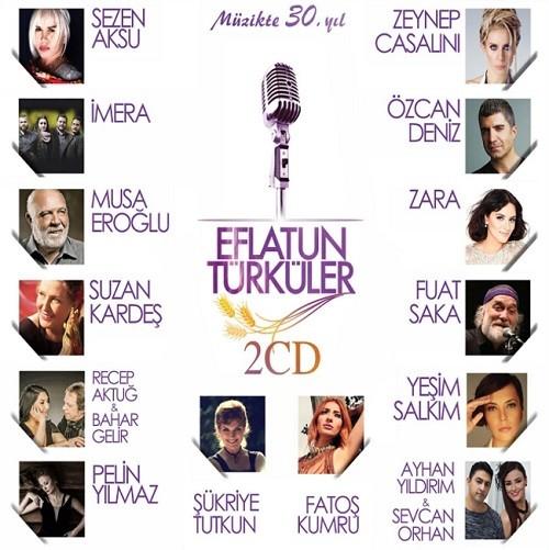 Eflatun Türküler (2016) Full Türkü Albüm İndir