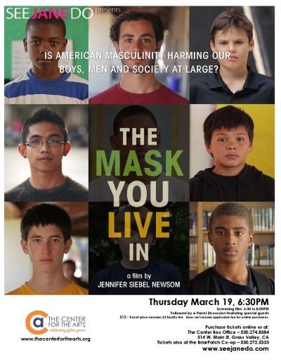 The Mask You Live In (2015) türkçe dublaj belgesel film indir