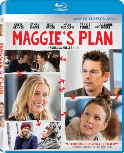 Maggie's Plan - Kördüğüm 2015 full türkçe dublaj indir