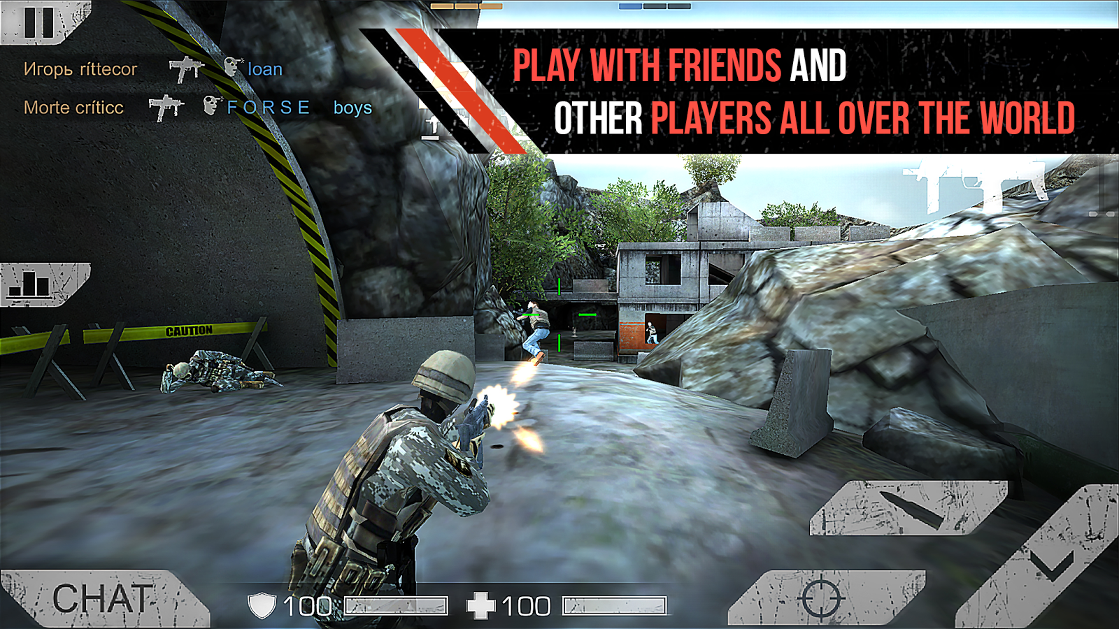 Standoff : Multiplayer APK İndir