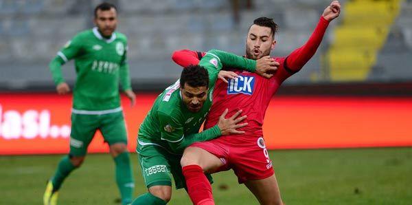 Gençlerbirliği-Giresunspor: 0-0