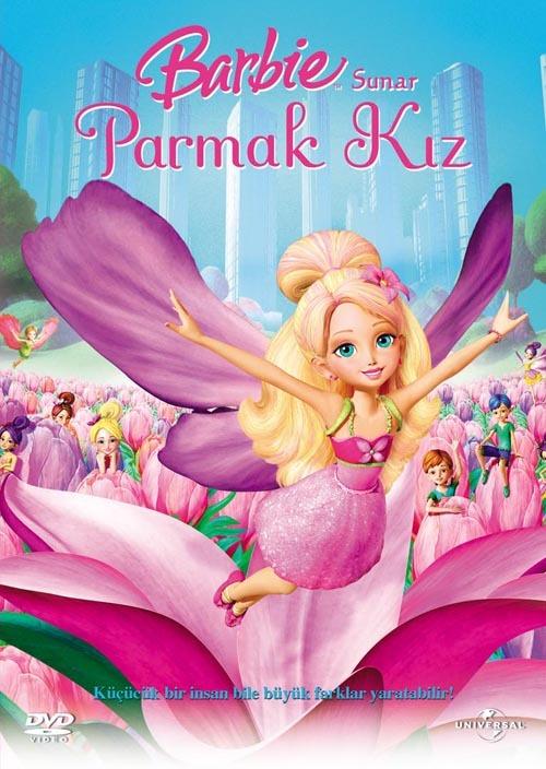Barbie Parmak Kız ~ Tek Parça Türkçe Dublaj Full