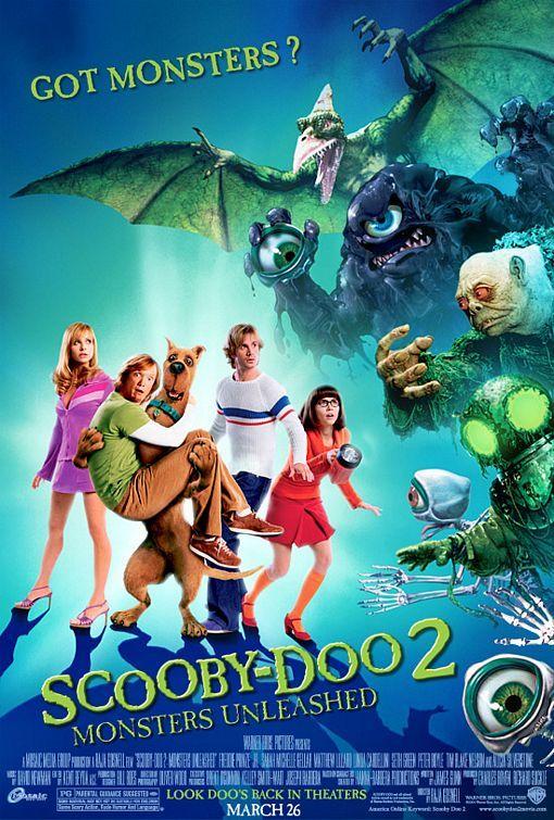 Scooby Doo 2: Canavarlar Kaçtı Türkçe Dublaj izle – Tek Parça